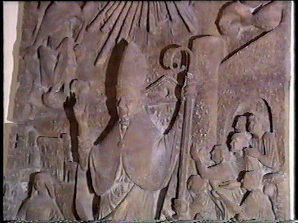 Monumento in onore di Mons. Delle Nocche