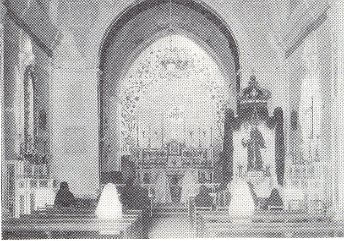 Suore in Adorazione - Sant'Antonio Tricarico